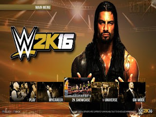 Download WWE 2K16 For PC