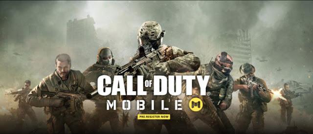 واخيرا تحميل وتشغيل لعبة Call Of Duty Mobile