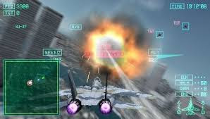 Free Download Games Ace Combat Joint Assault  PSP ISO For PC Full Version ZGASPC