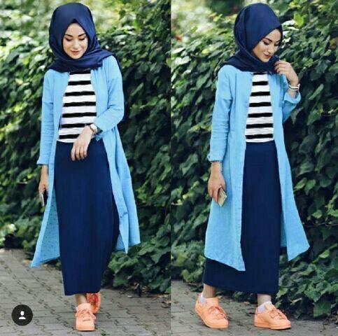 Jual Plus Jilbab / Kerudung 4 In 1 Hijab Sherly - 12882