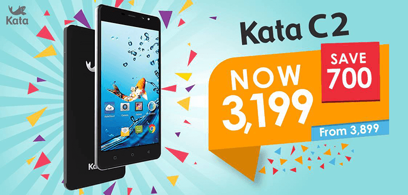 Sale Alert: Kata C2 Is Down To Just PHP 3199