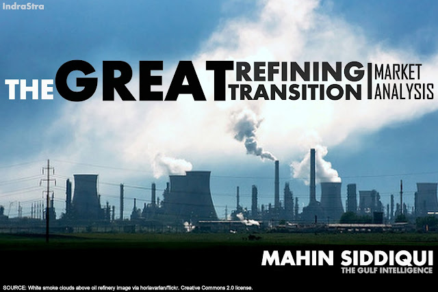 ENERGY | The Great Refining Transition : A Market Analysis