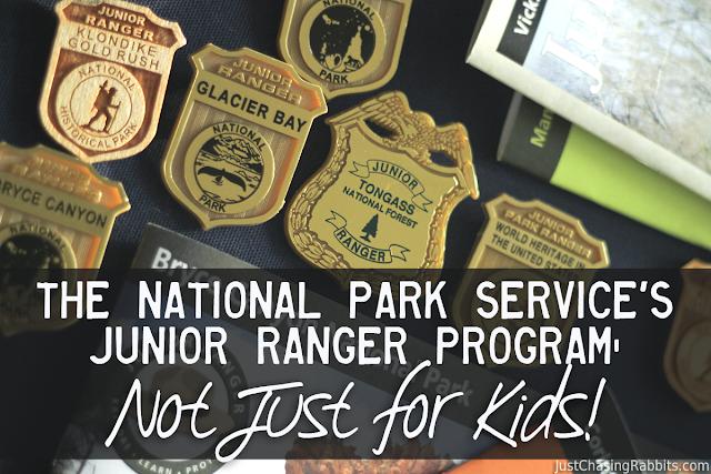 The National Park Service's Junior Ranger Program- Not Just for Kids!
