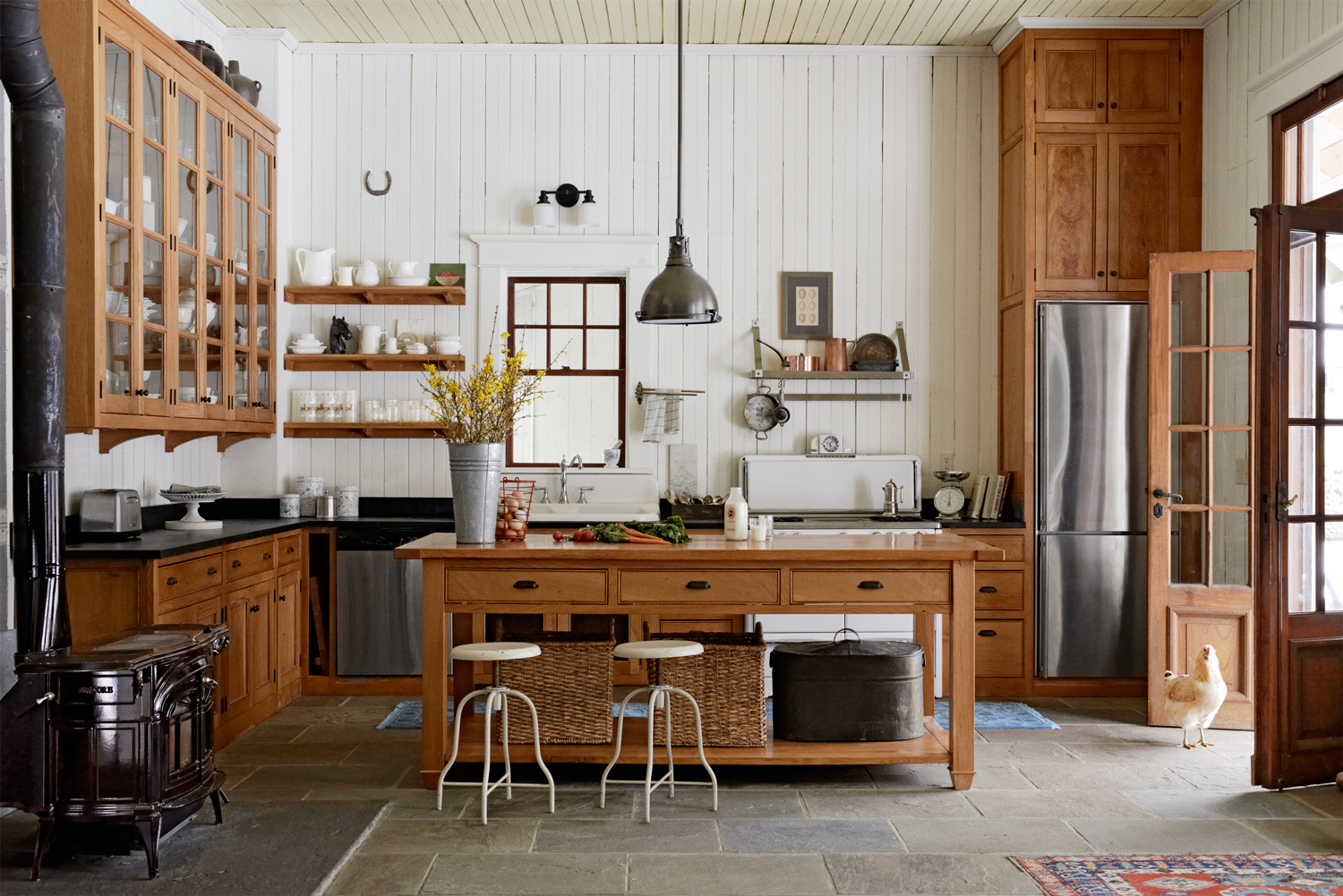 Best Wood Ideas for Kitchen Decorating 3