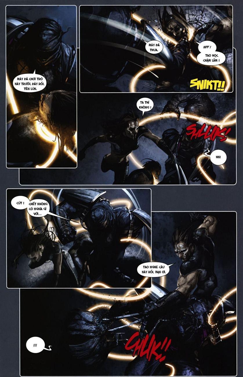 X-Men Necrosha chap 13 trang 11