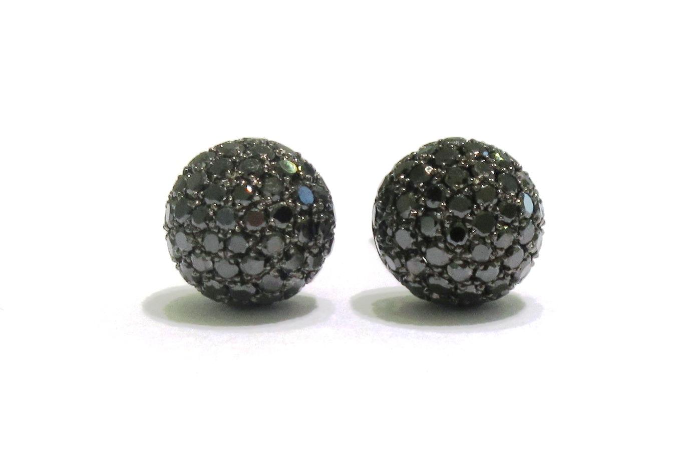 Alan Friedman Company Beverly Hills Jewelry: Black Diamond ...