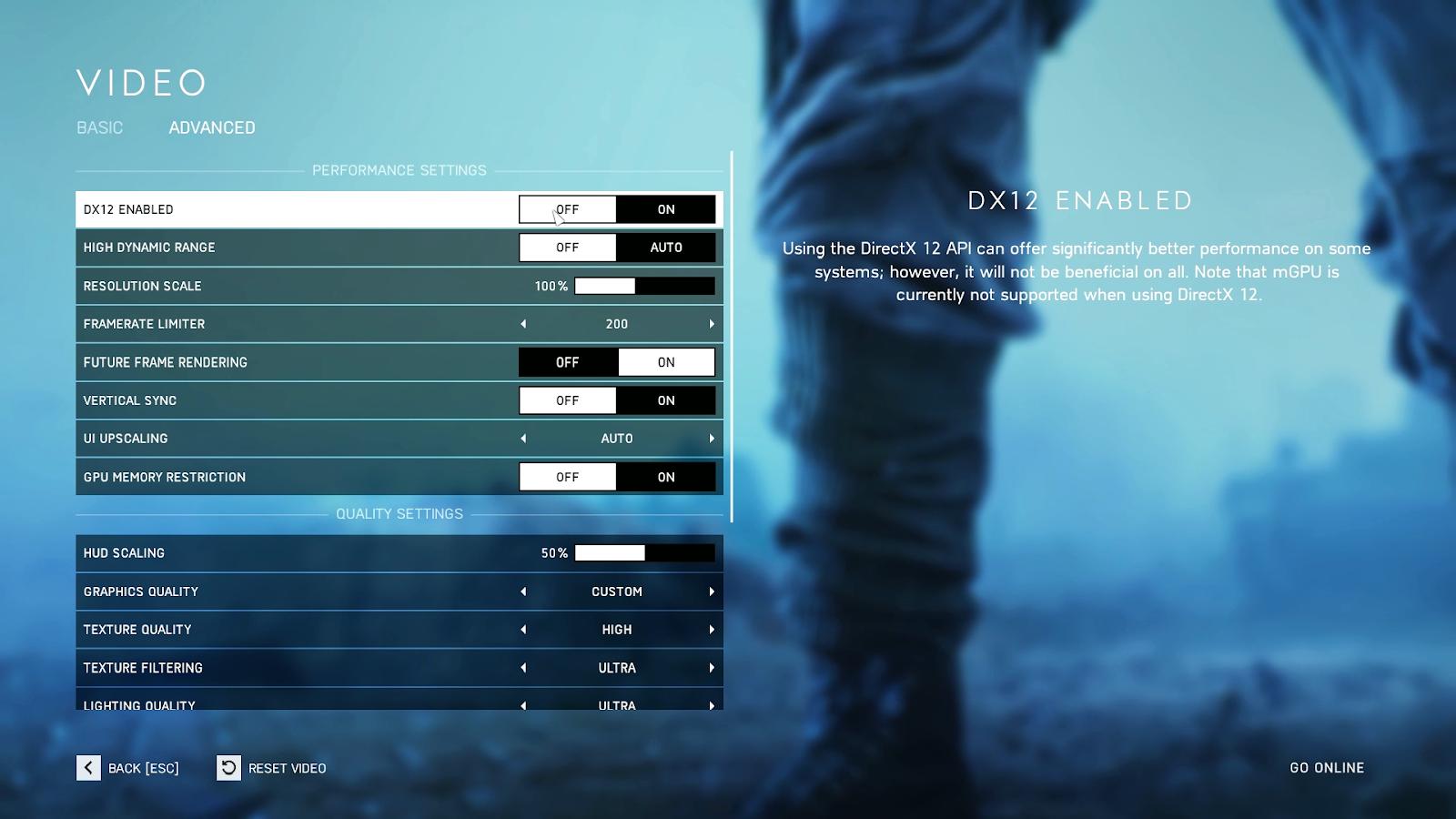 Battlefield 5 Stutter Fix