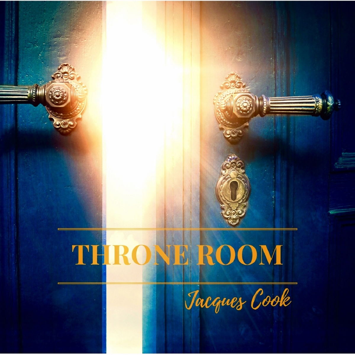 For the King on Throne Room by Jacques Cook