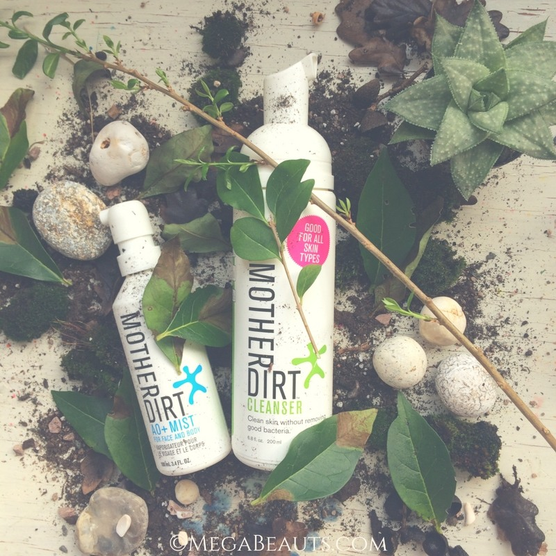 Mother Dirt Skincare Product Review  via  www.productreviewmom.com