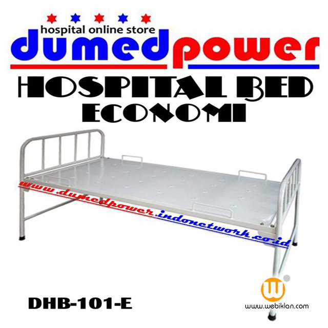 "Hospital Bed - Ranjang Pasien RS ""DumedPower"""