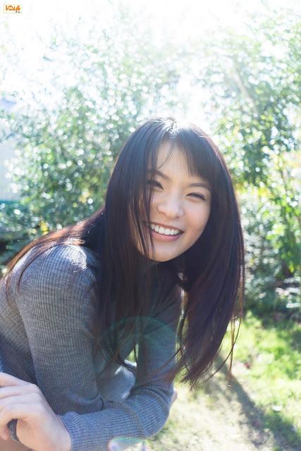 Hoshina Mizuki 星名美津紀 Bomb TV Photos 18
