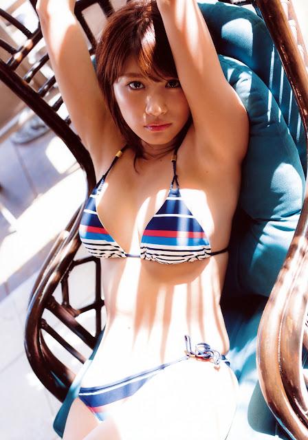 Ikumi Hisamatsu 久松郁実 La iku Photobook 27