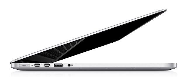 Beberapa ketika kemudian Apple merilis generasi terbaru dari MacBook Pro Apple Rilis MacBook Pro Generasi Terbaru