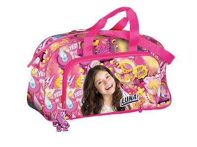 DISNEY Soy Luna - Bolsa de Viaje  Montichelvo 52970 | Serie Television Disney Channel  Comprar en Amazon España
