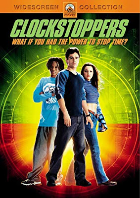 Clockstoppers 2002 Hindi Dual Audio 720p BRRip 850Mb x264