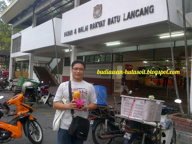Pasar Batu Lancang dekat Mewah Court Penang