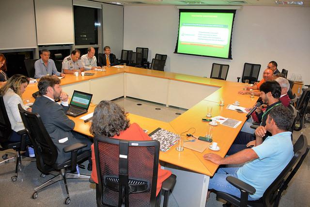 Reunião pública discute demandas dos moradores do Paranoá