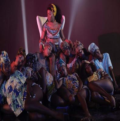 Jéssica Pitbull - Monzo (Prod. DJ Aka M) 2019