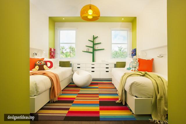 7 Kids Bedroom Designs, Neat and Comfortable