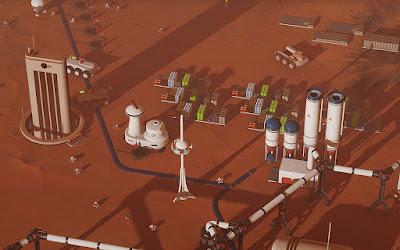 Surviving Mars Game Screenshot 1