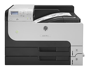 HP LaserJet 700 M712dn Printer Driver Download