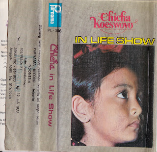 chicha koeswoyo album in life show http://www.sampulkasetanak.blogspot.co.id