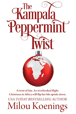 cover of The Kampala Peppermint Twist by Milou Koenings