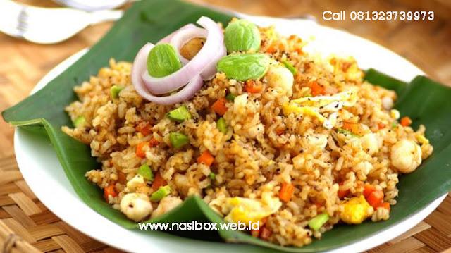 Resep nasi goreng kari nasi box kawah putih ciwidey