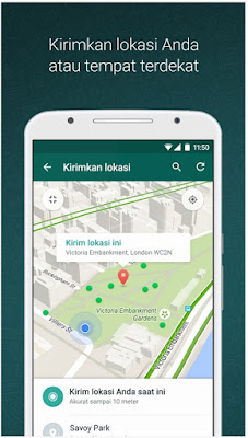 Download WhatsApp Messenger V2.16.278 Apk Terbaru
