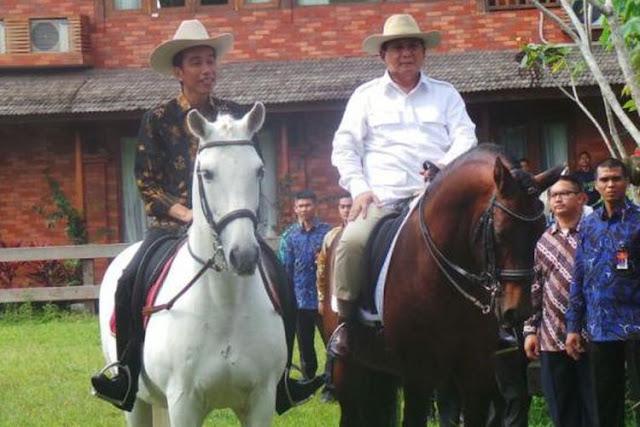 Diusulkan Jadi Cawapres Jokowi, Ini Jawaban Prabowo