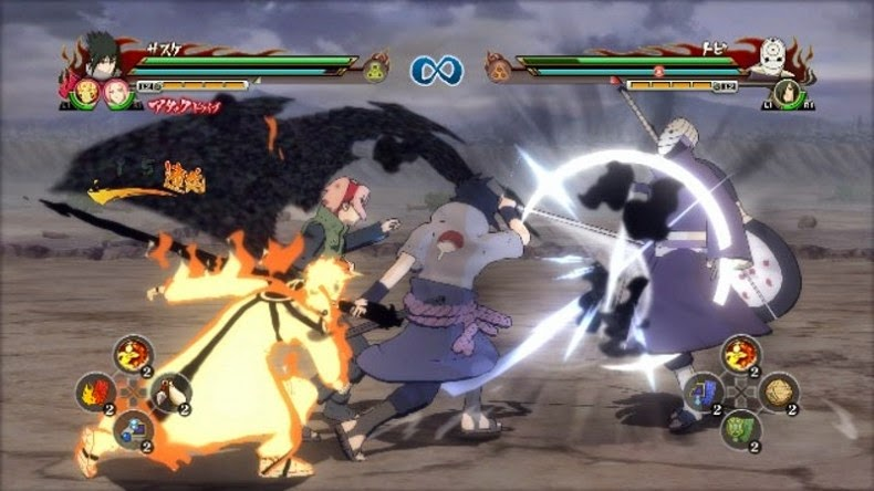Download naruto shippuden ultimate ninja storm 2 mod apk