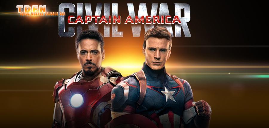 IRON MAN Va Impune Legea În Producţia CAPTAIN AMERICA 3: Civil War