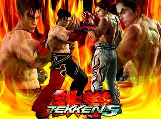 TEKKEN 5 pc game wallpapers|images|screenshots