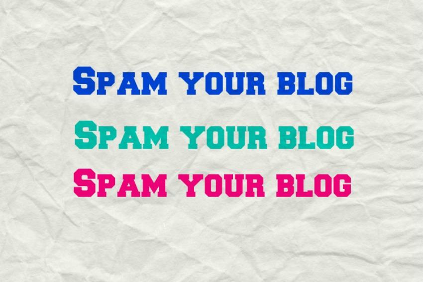 blogs in de spotlight en spam je blog 3