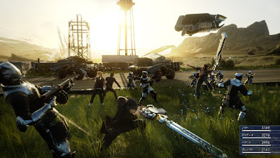 Download Final Fantasy XV Highly Compressed Game