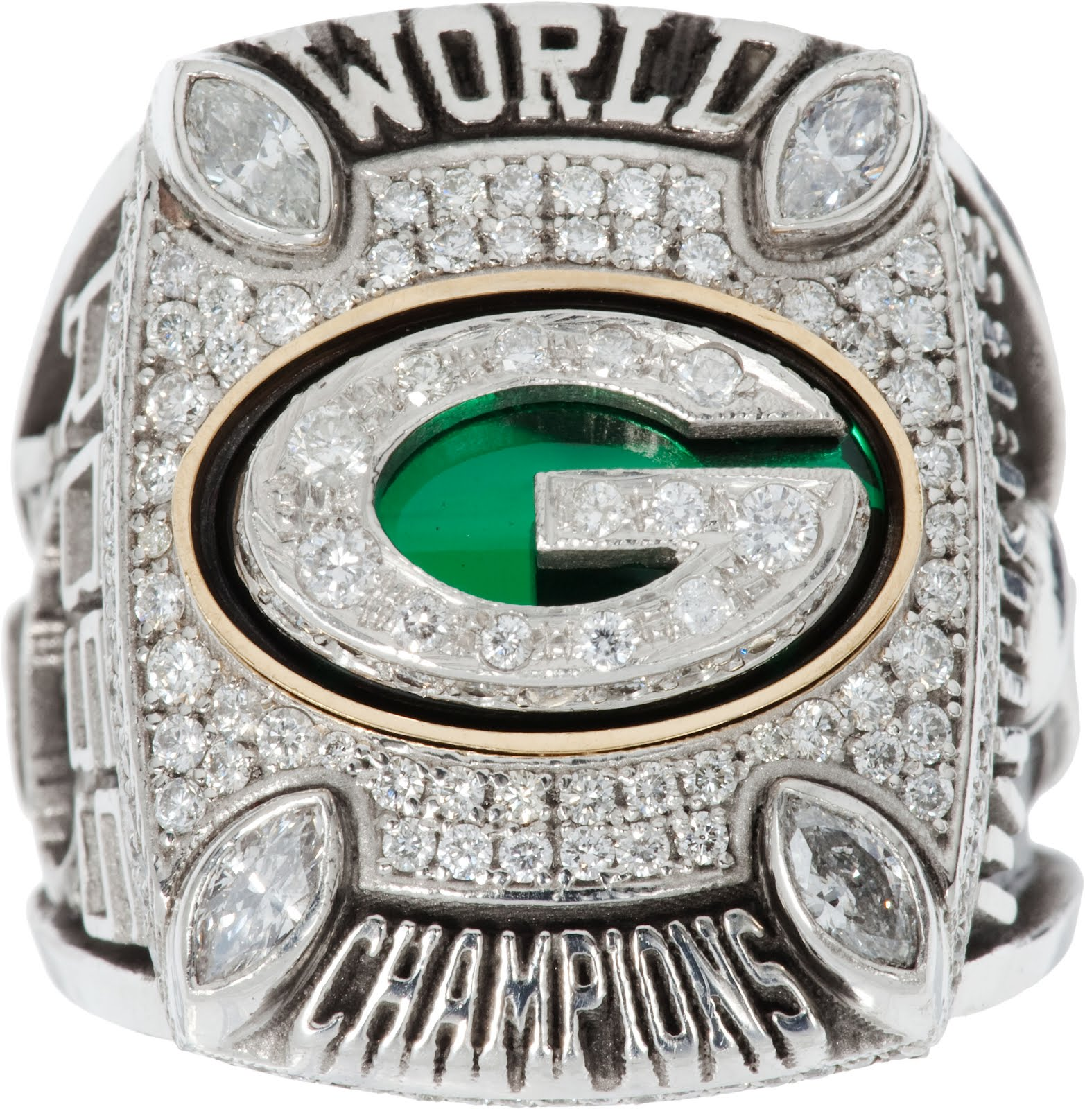 Packers Shareholders Super Bowl Ring
