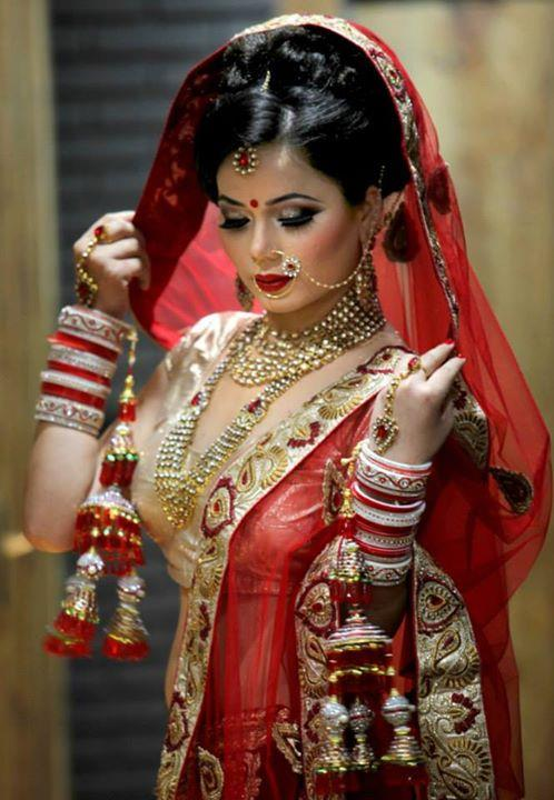 Indian Bridal Dress Looks Wedding Ideas Dresses
