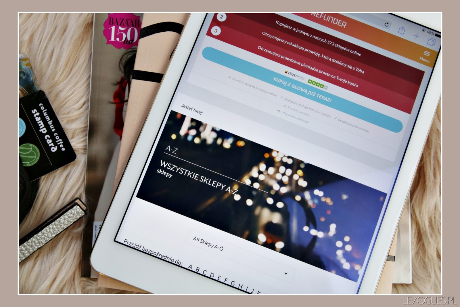 refunder jak zarabiać w internecie na blogu cash back