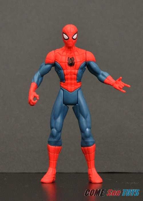 Come, See Toys: Ultimate Spider-man All-Stars Spider-man ...