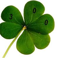 Por que 300 é o seu número da sorte?