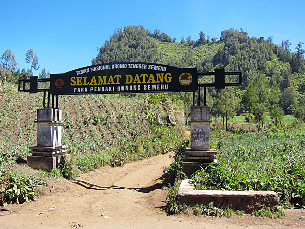 Welcome to Semeru