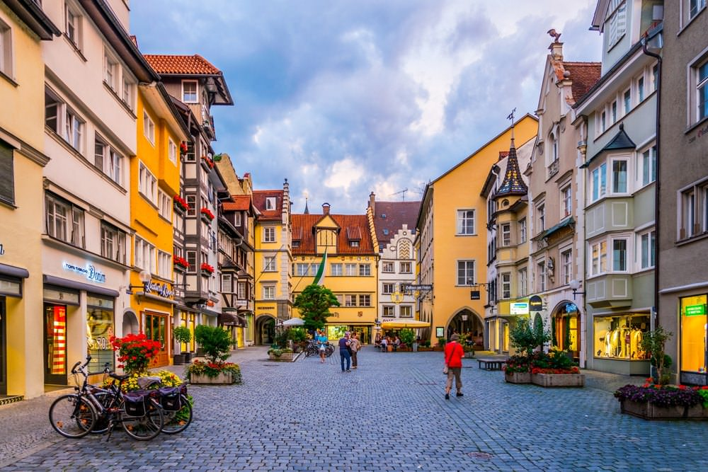 10 Breathtaking Towns In Germany - Lindau