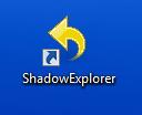 Acceso directo ShadowExplorer