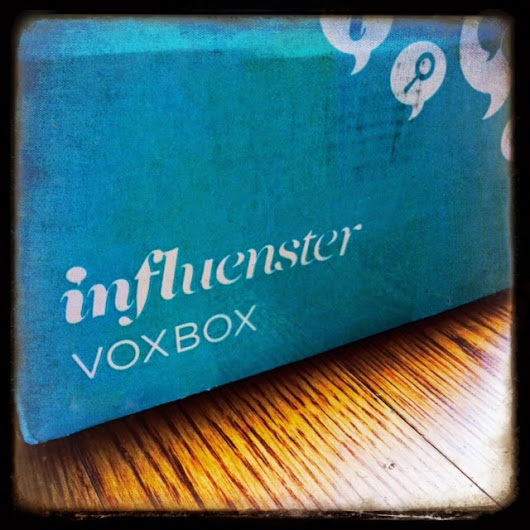 Vow VoxBox from Influenster