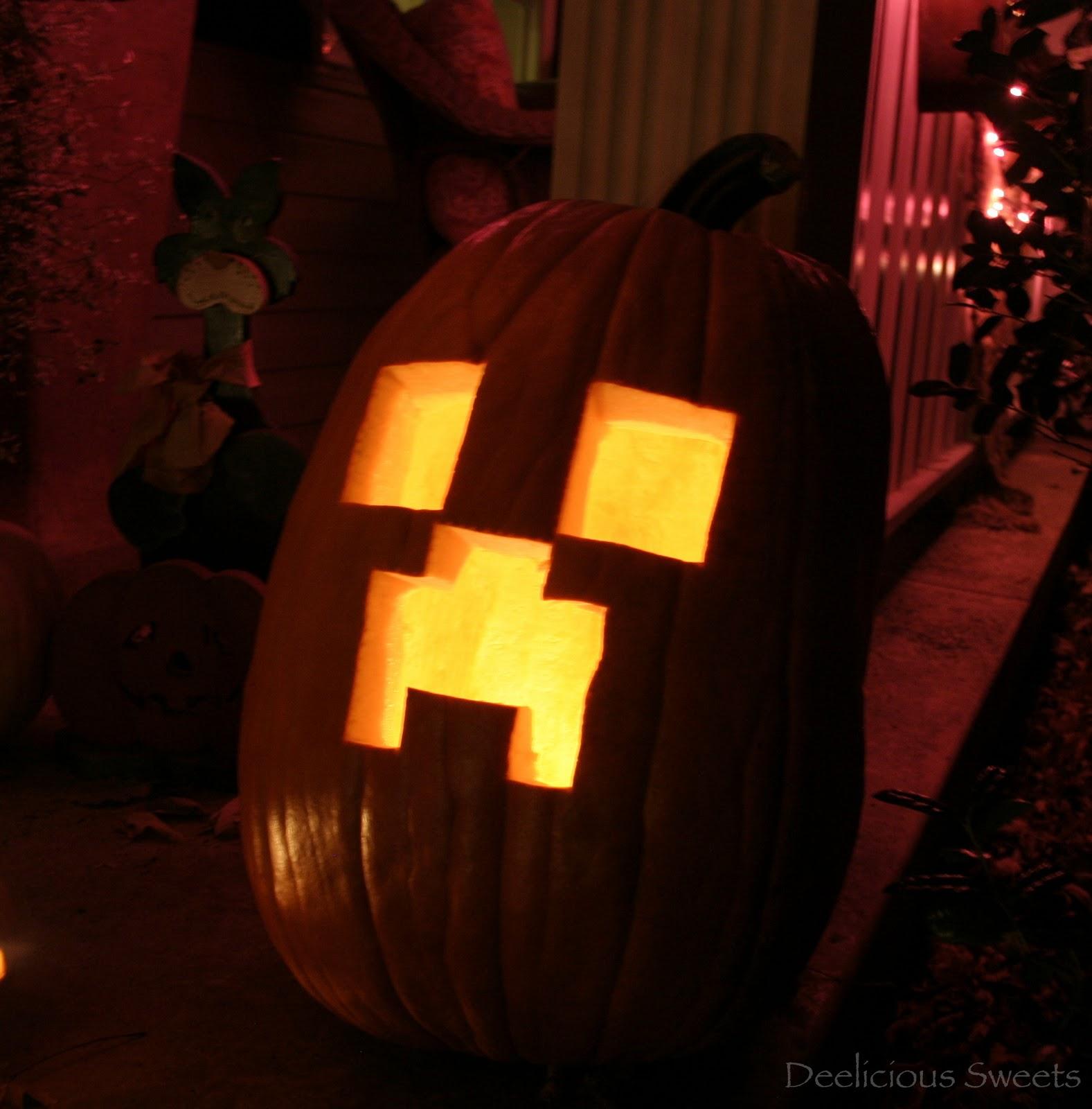 Deelicious Sweets Pumpkin Carving And Seed Roasting JPG 1577x1600 Minecraft Designs