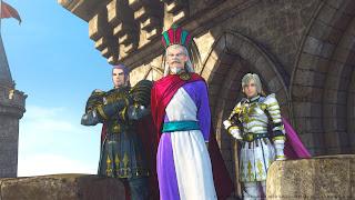 Dragon Quest XI PS Vita Background