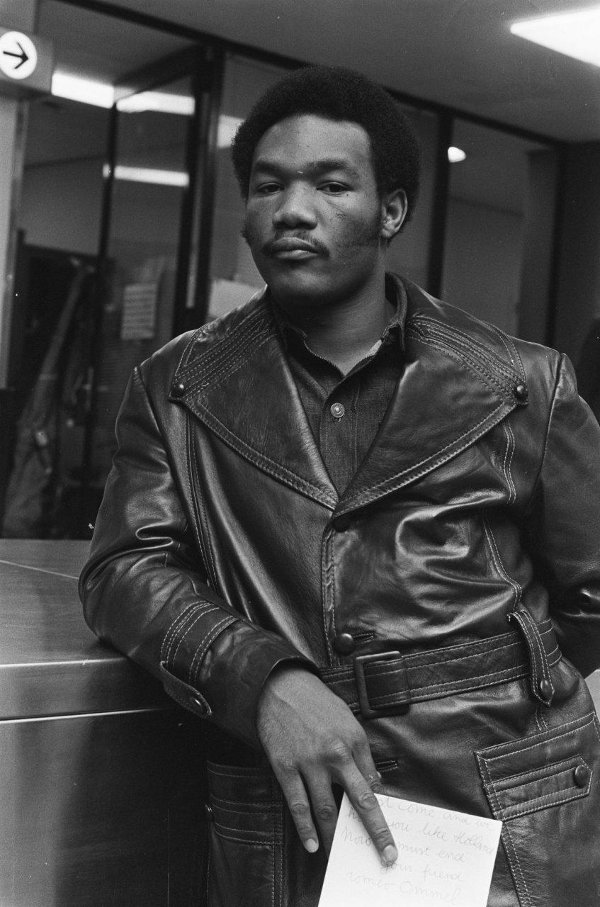 George Foreman 70s