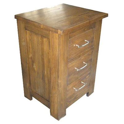 Bedside teak minimalist Furniture,furniture Bedside teak Minimalist,code 5116