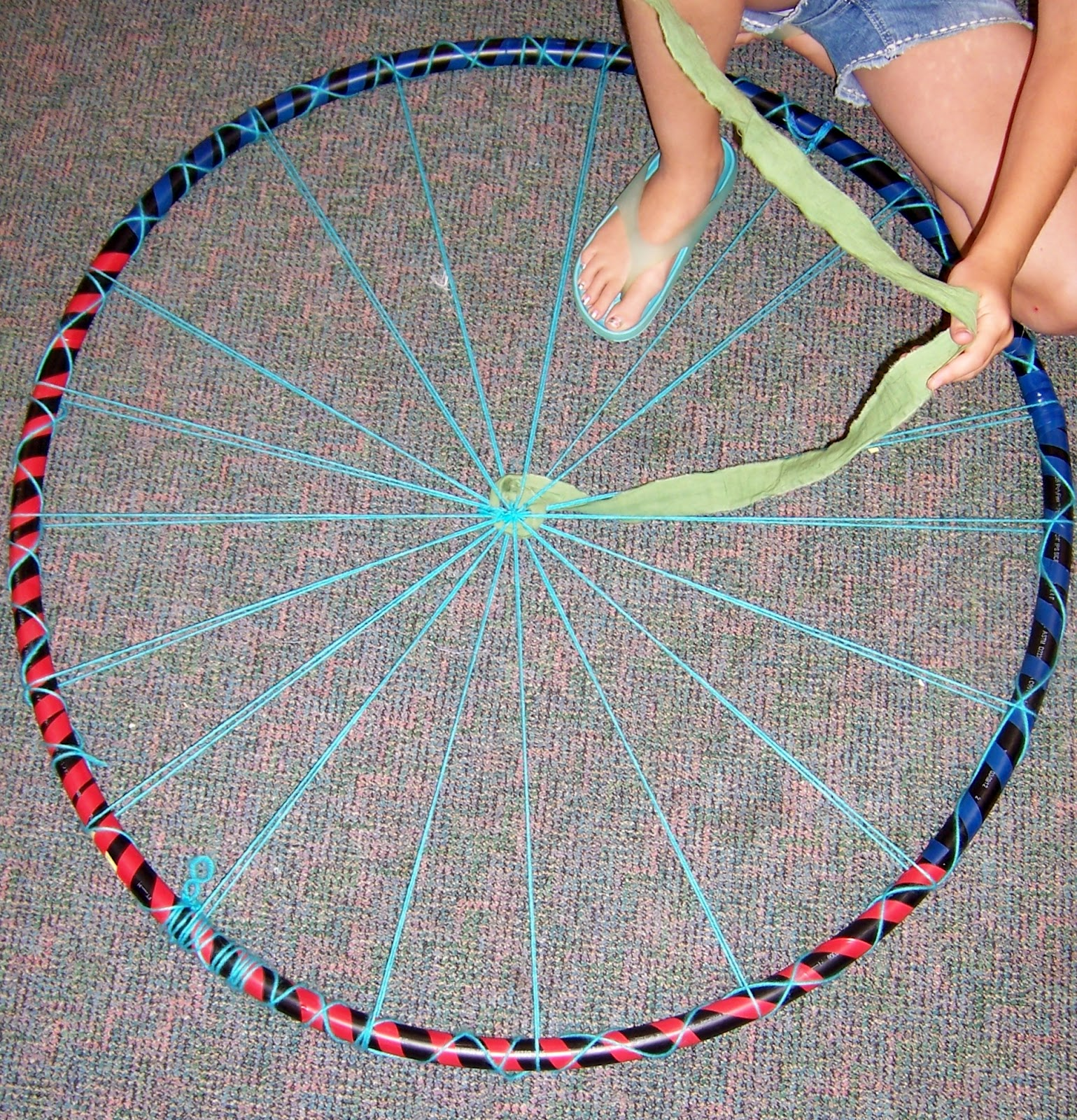 Art Amp Ideas That Grow Summer School Hula Hooping