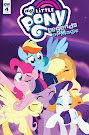 My Little Pony Legends of Magic #4 Comic Cover Retailer Incentive Variant
